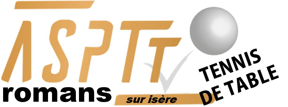 "ASPTT ROMANS - Tennis de Table "" OFFICIEL """
